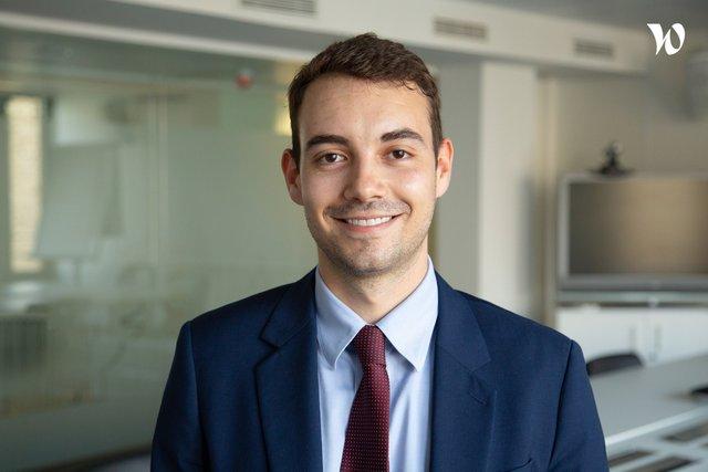 Rencontrez Vincent, Consultant en recrutement Page Personnel - PageGroup