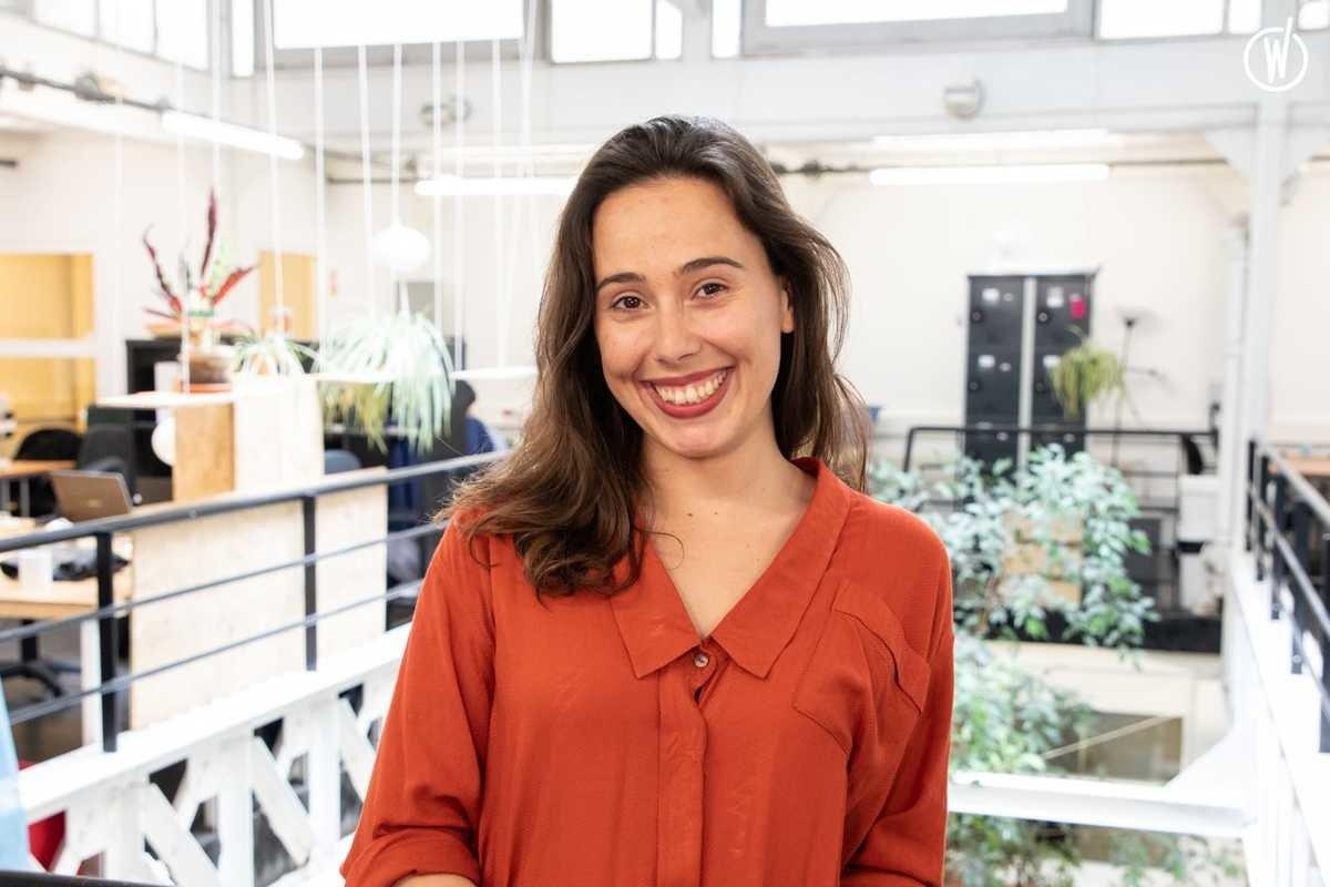 Rencontrez Mathilde, Directrice de l'incubateur - makesense