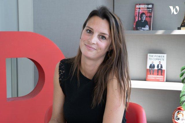 Rencontrez Laura, E-commerce Consultante - Rakuten France