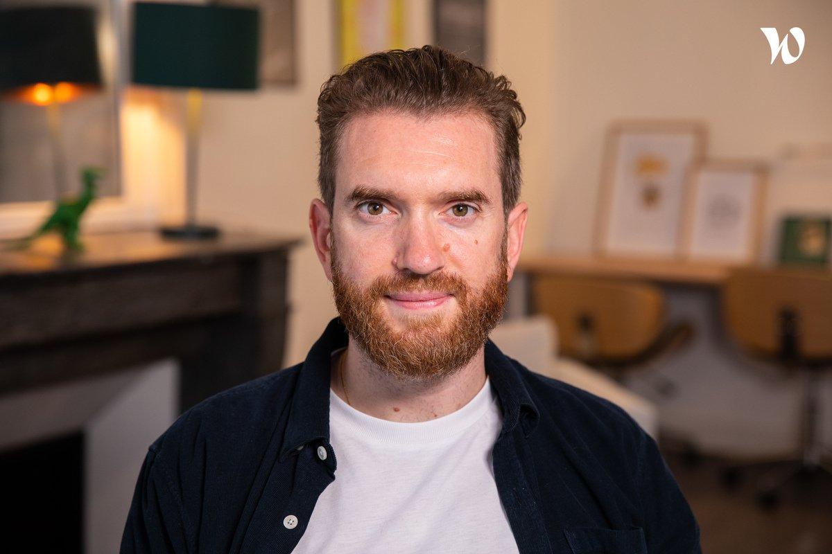 Rencontrez Sébastien, Co-Founder - Abbeal