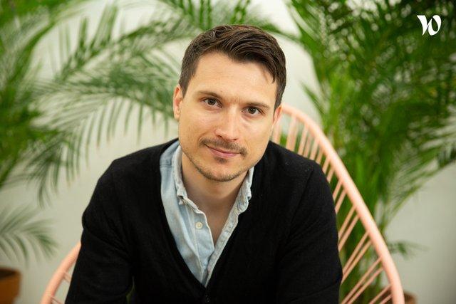 Rencontrez Thibault, Expansion associate - Insurello
