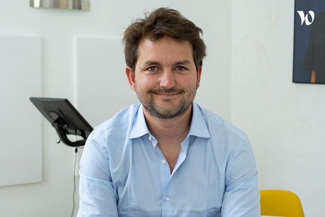 Rencontrez Nicolas, Co fondateur - dynamo cycling