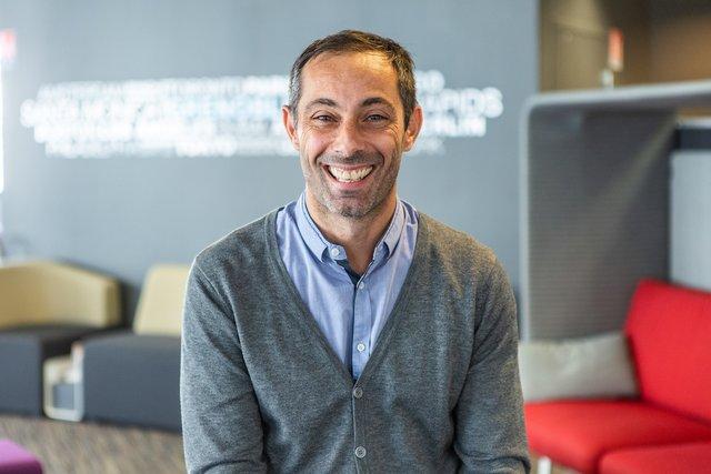 Rencontrez Jean Luc, CEO - iskn