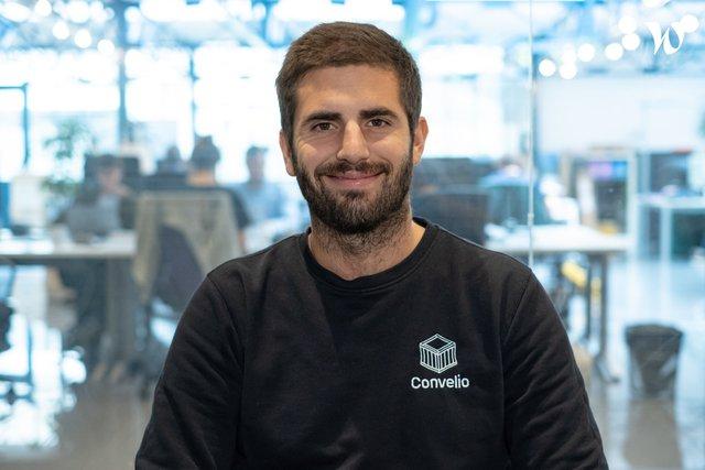 Rencontrez Clément, Co fondateur - Convelio