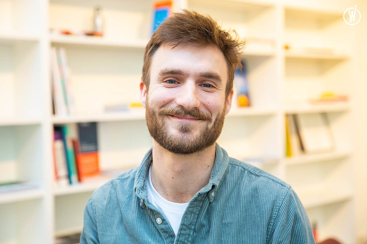 Rencontrez Thomas, Data scientist - Transaction Connect
