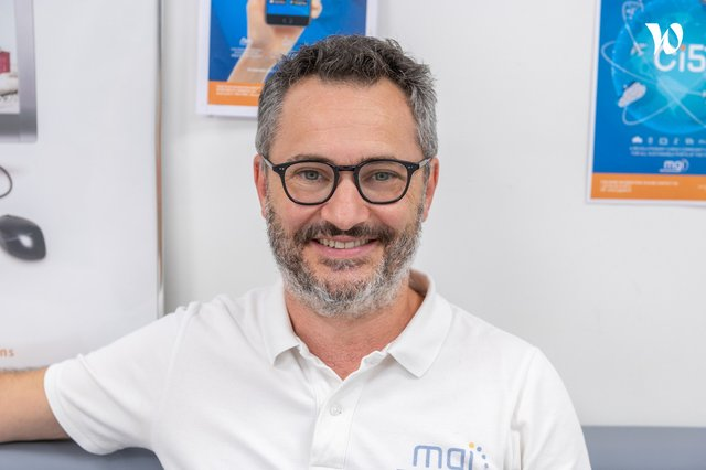 Rencontrez Rémi , Président du Directoire - MGI (Marseille Gyptis International)
