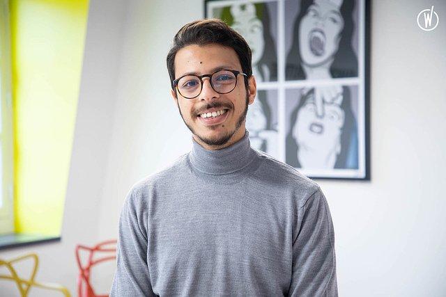 Rencontrez Ghassan, Software Engineer Java - Margo