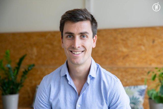 Rencontrez Matthieu, CEO et Co Fondateur - hemea (ex-Travauxlib)