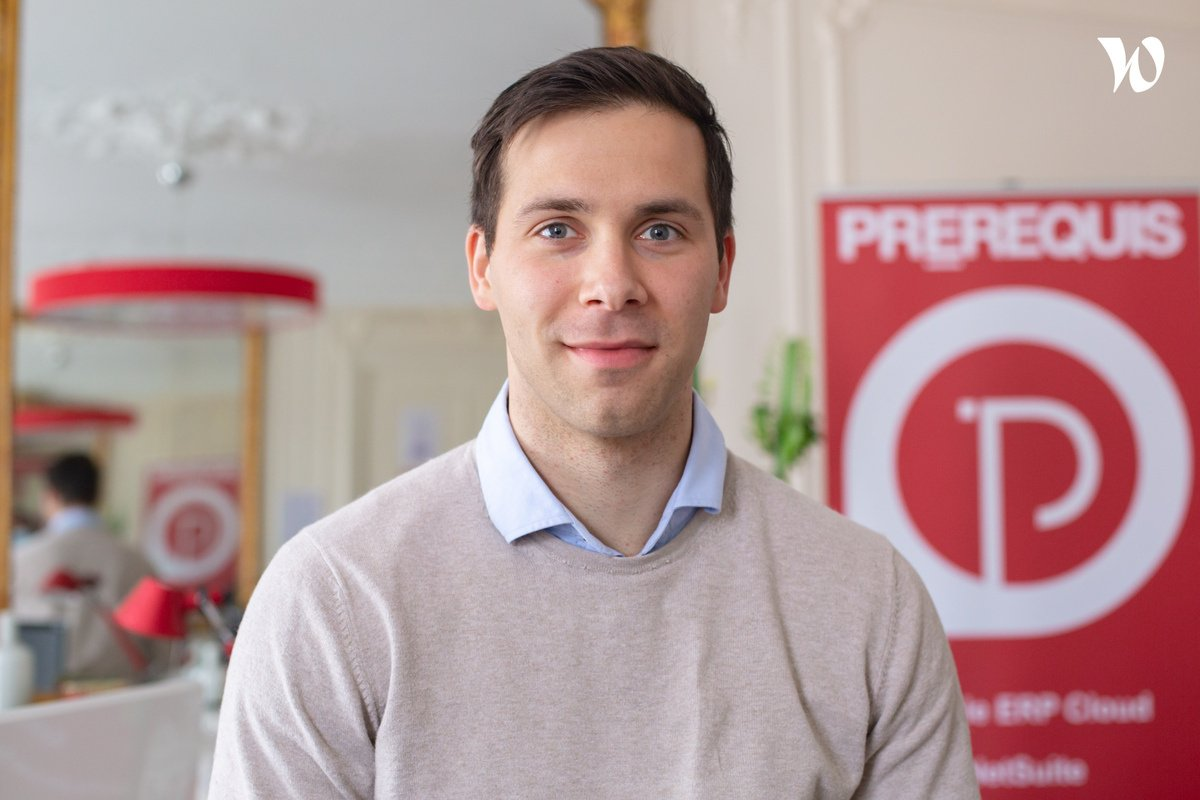 Rencontrez Henri, Consultant Fonctionnel NetSuite - Prerequis