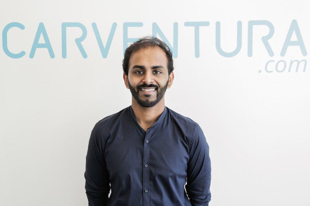 Rencontrez Prech, Lead Tech - Carventura