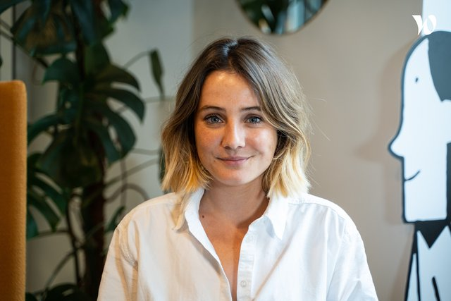 Rencontrez Margaux, Directrice Communication - Ubiq