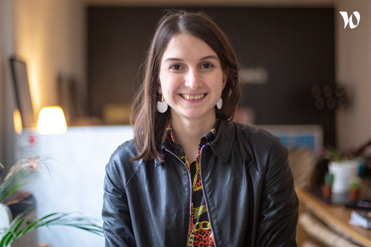 Rencontrez Marion, Cheffe de projet Marketing - GOURMET FOOD FRANCE