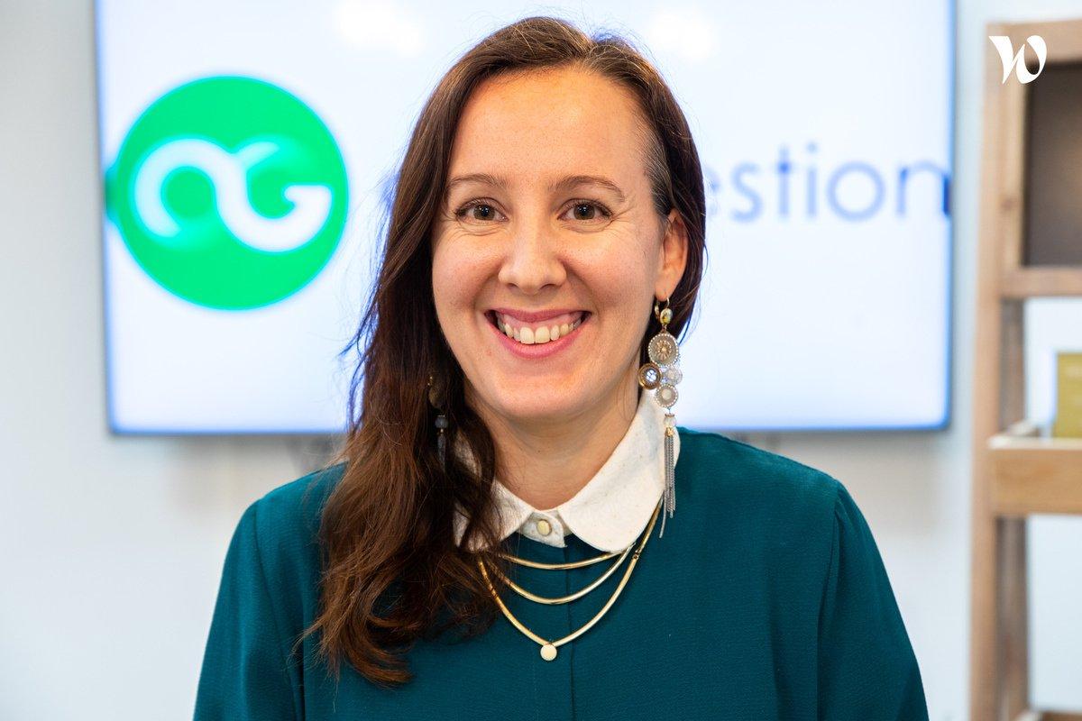 Rencontrez Mélanie, Gestionnaire locatif - Oiko gestion