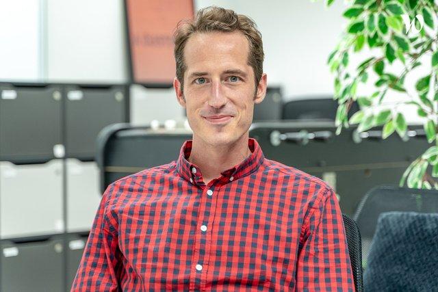 Rencontrez Louis Brabant, Co-fondateur - Fdv Partner