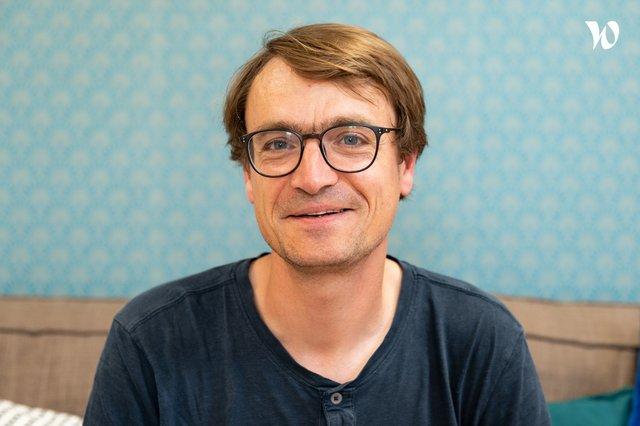 Rencontrez Sylvain, Directeur de la Stratégie et DG Gojob Foundation - Gojob