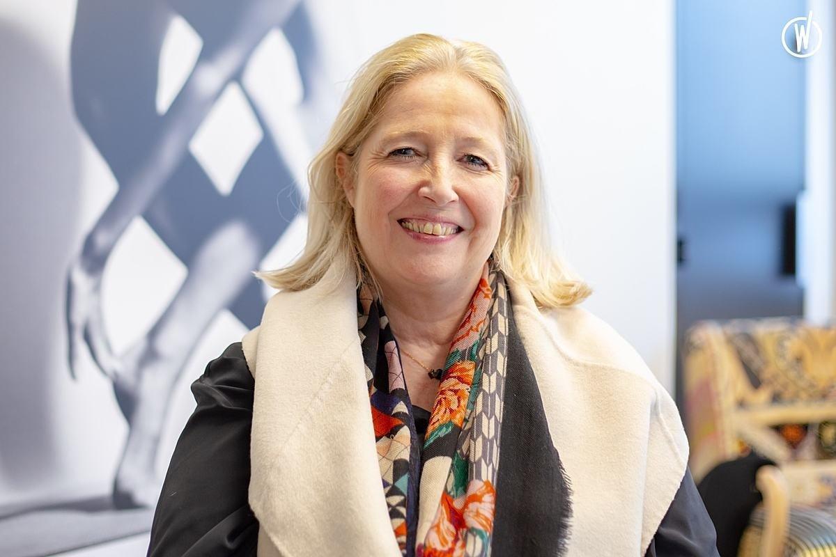 Rencontrez Marie-Laure, CEO - Eurovet