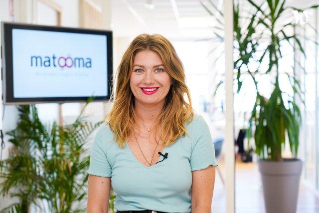 Rencontrez Charlotte, Finances & HR Manager - Matooma