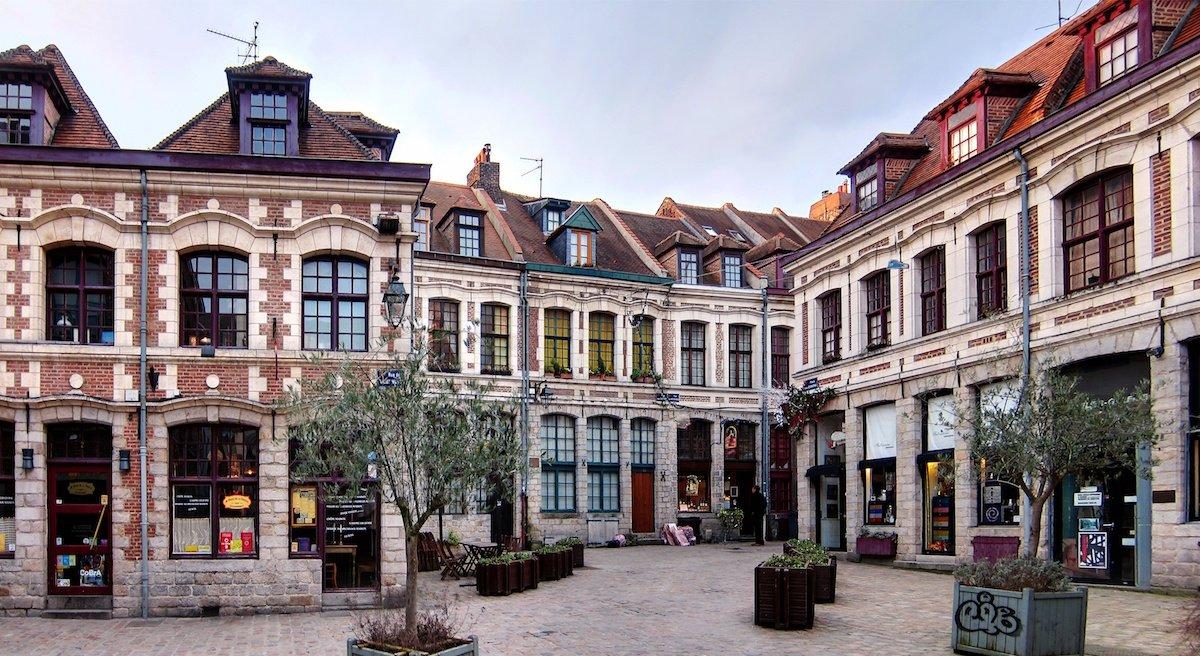 Partir travailler à Lille