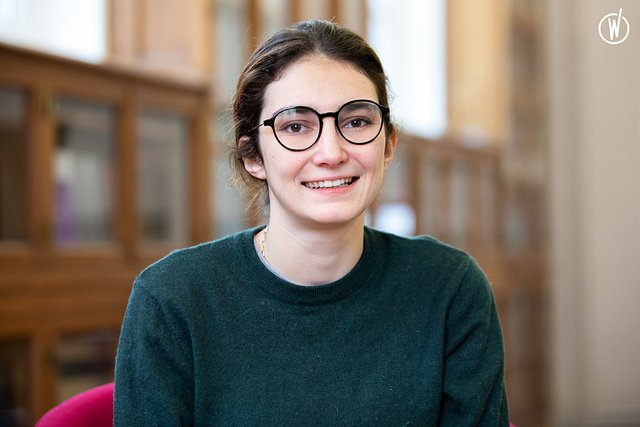 Rencontrez Apolline, Jeune Entrepreneur en Résidence - Agoranov