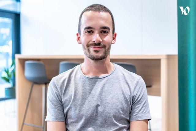Rencontrez Thomas, Développeur - Groupe PSIH