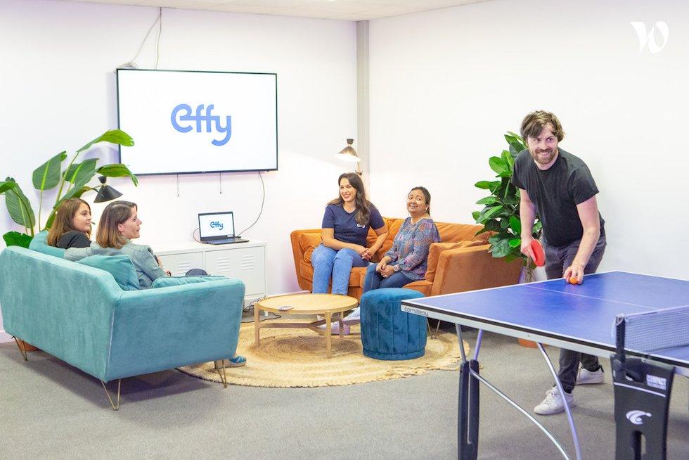 Découvrez la culture d'entreprise Effy - Effy