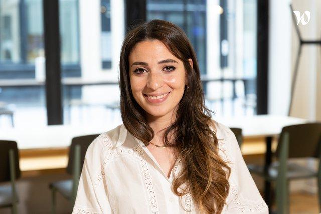 Rencontrez Elisa, Pre-Clinical Scientist - Tissium