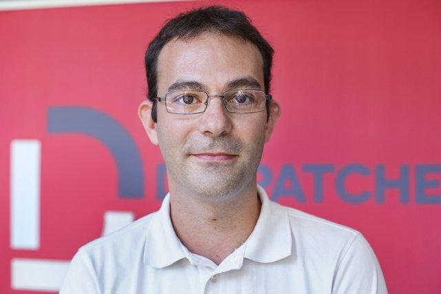Rencontrez Julien, Co-Fondateur - Dispatcher