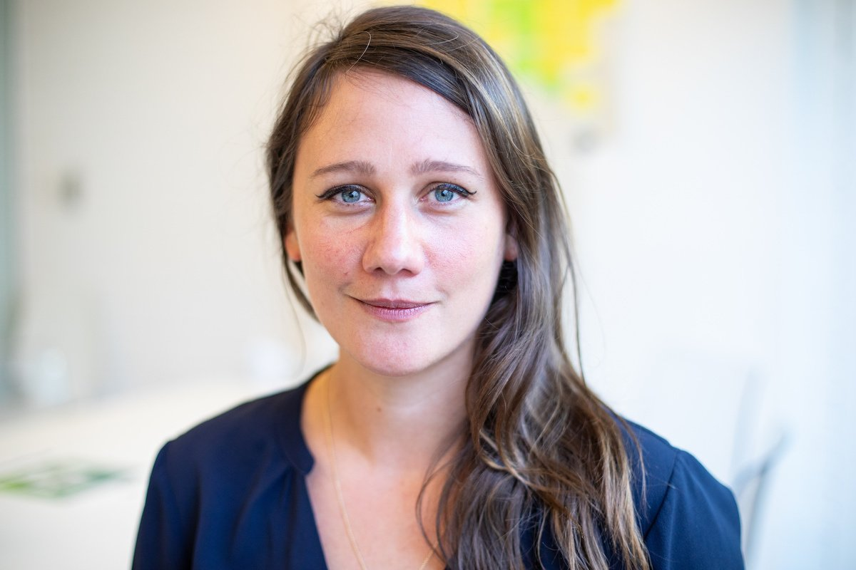 Rencontrez Camille, CEO  - VALWIN