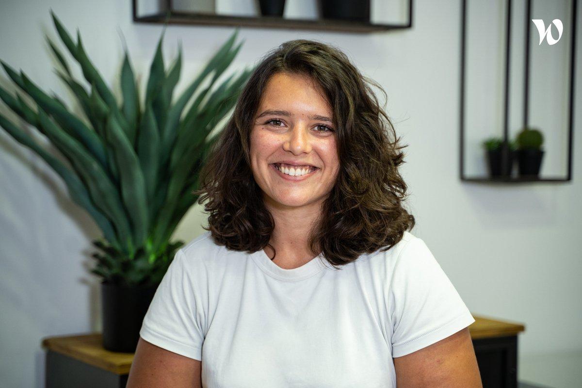Rencontrez Angélic-Lily, Client Success Team Lead - Reelevant