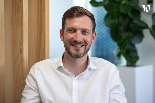 Rencontrez Thomas, Directeur d'Agence - KUEHNE+NAGEL