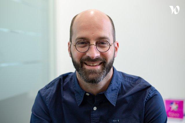 Rencontrez Fabien, Lead Tech - Velvet Consulting