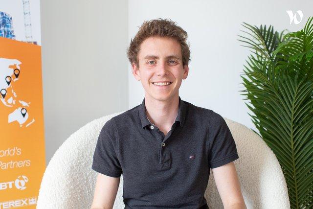 Rencontrez Dimitri, Manager Integration Team - Sightcall