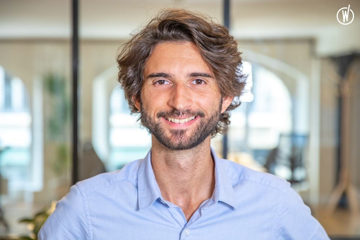 Rencontrez Thibault, Manager - Deeple