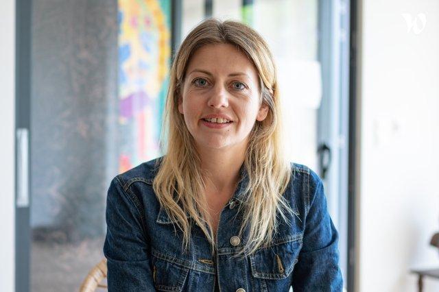 Rencontrez Rachael, Marketing manager - Front-Commerce