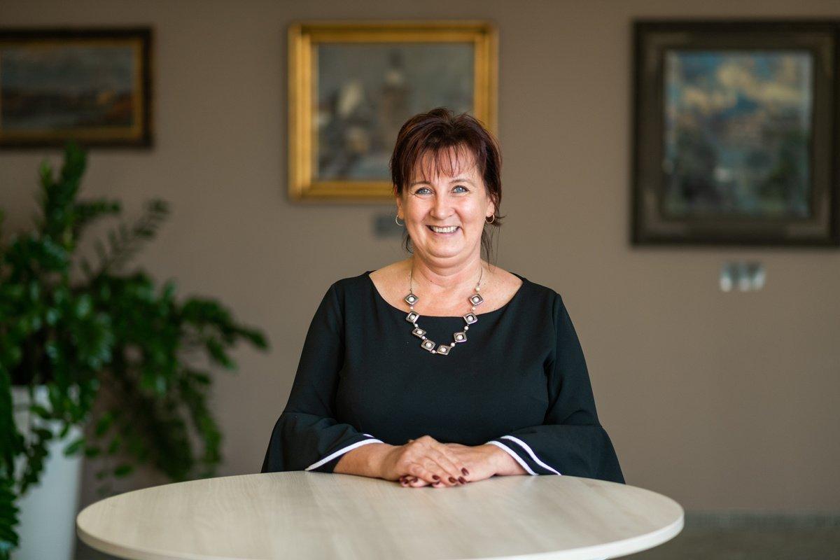 Marcela Guláková, Regionální ředitelka pro oblast Zlín - Kooperativa