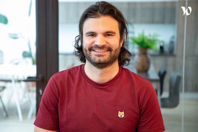 Rencontrez Romain, Co-Founder / COO - Petch