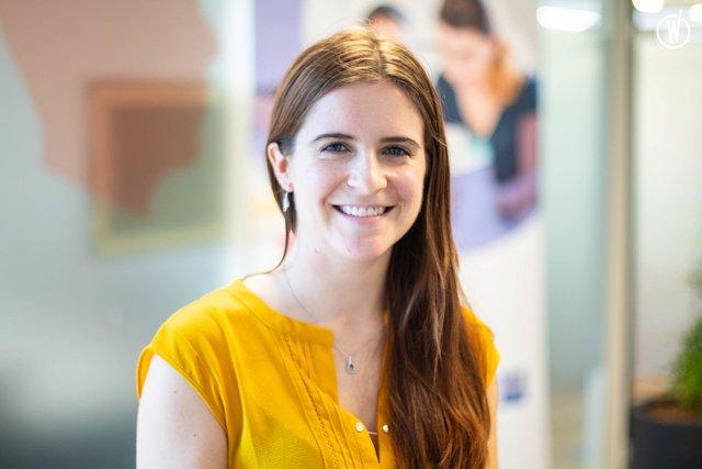 Rencontrez Lucie, Consultante - Julhiet Sterwen