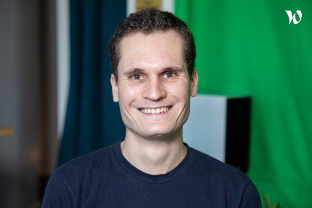 Rencontrez Nicolas, Software Engineer - Orbit