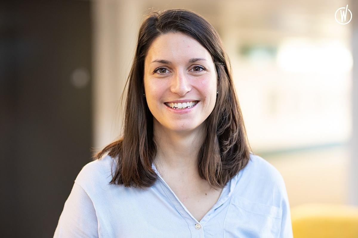 Rencontrez Laura, Business Developer - Scaleflex
