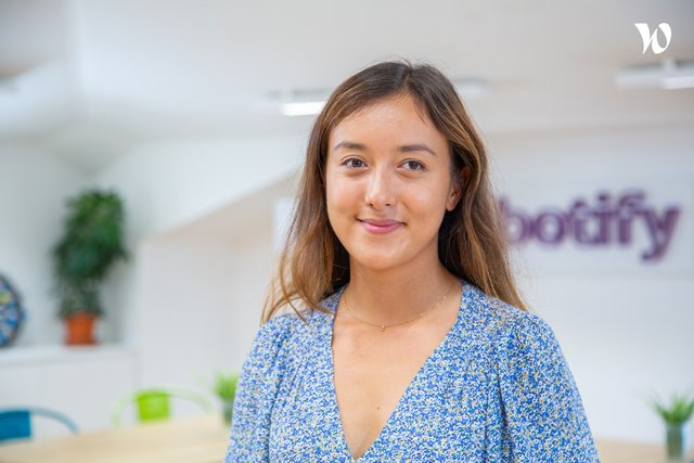 Meet Christine, Financial Planning Analyst - Botify