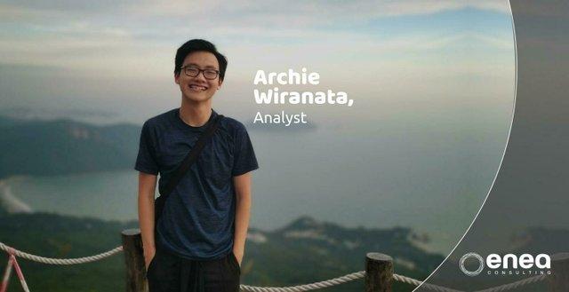 Meet Archie  - Enea Consulting