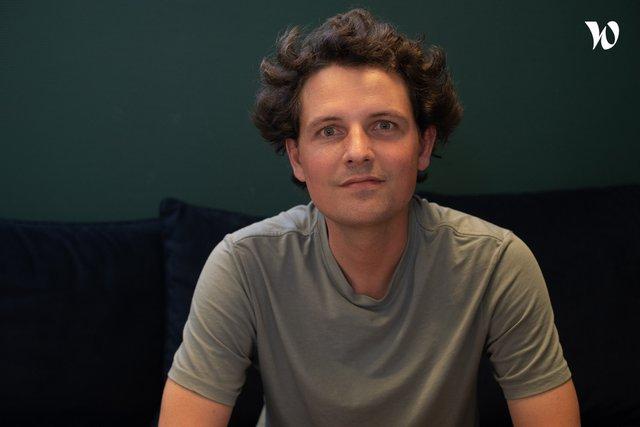 Rencontrez Victor, Co-fondateur - Mojo Studio