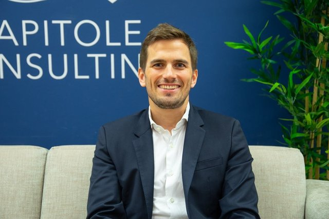 Conoce a Olivier, Founder & Director Comercial - Capitole Consulting