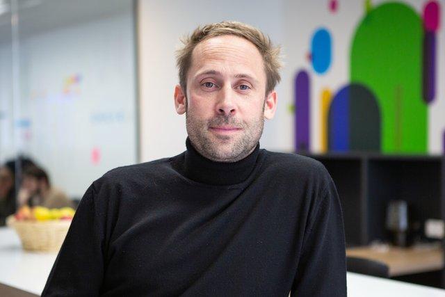 Rencontrez Vincent, Lead Interactive Designer - ENGIE Groupe