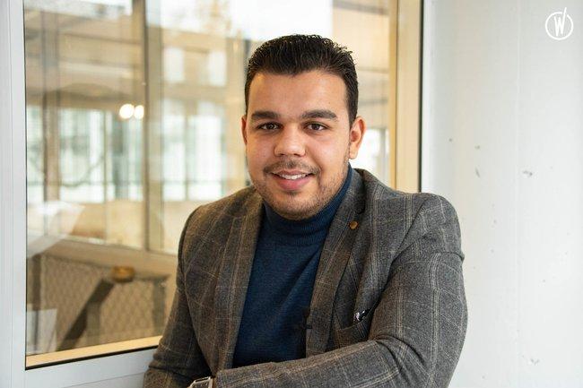 Rencontrez Othman, Chef de Projets - Document Store