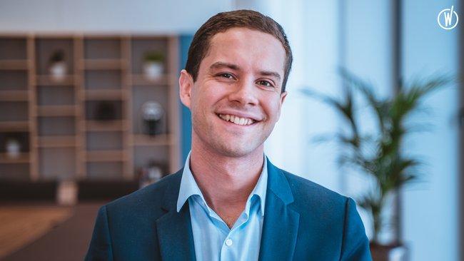 Rencontrez Maël, Financial Controller   - Quadient