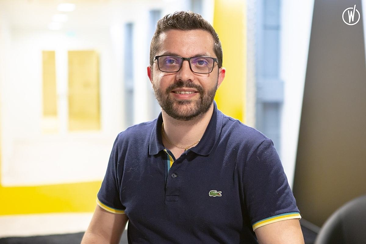 Rencontrez Romain, Engineering Manager &  iOS Lead Develope - Molotov