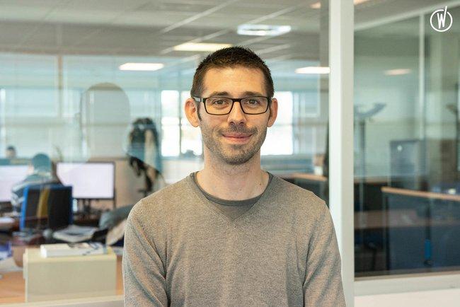 Rencontrez Pierre-Emmanuel, Architecte Cloud/Micro Services - Netfective Technology