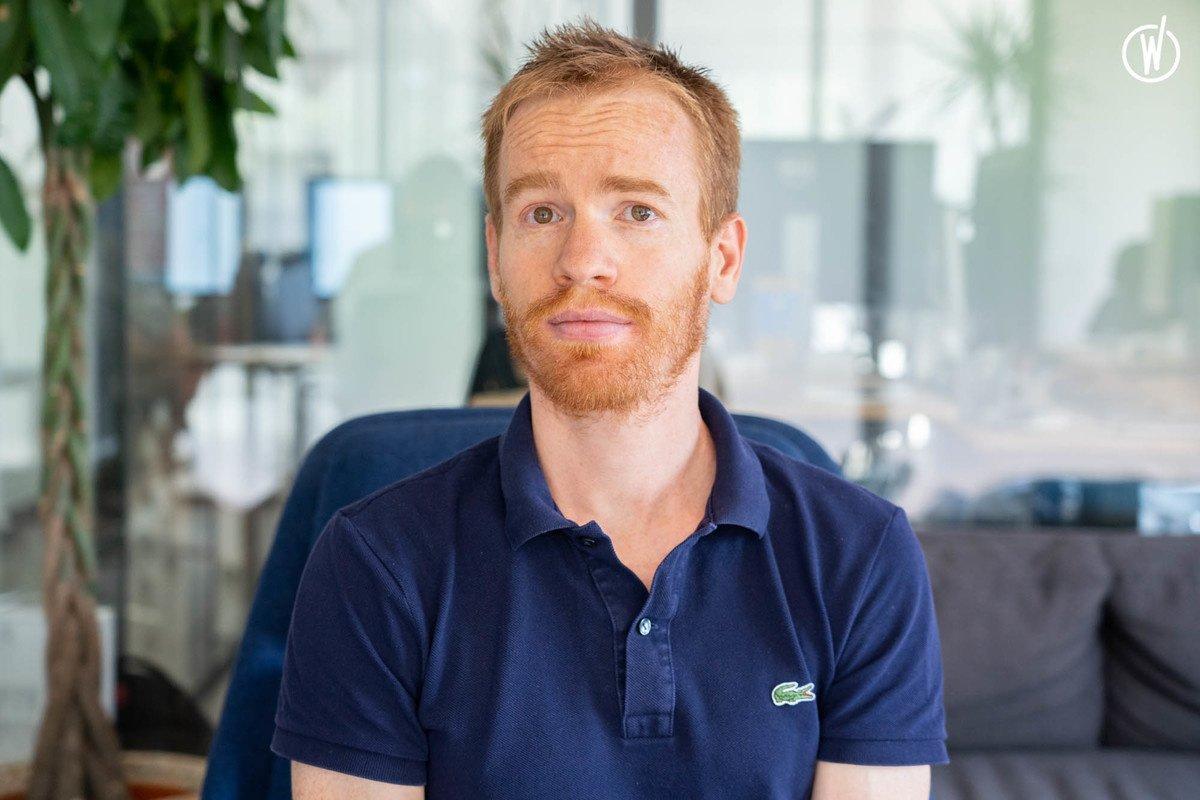 Rencontrez François, CTO & Co-fondateur - Keplr