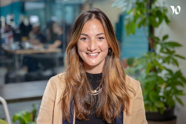 Rencontrez Pauline, Manager des ventes Directes - RINGOVER GROUP
